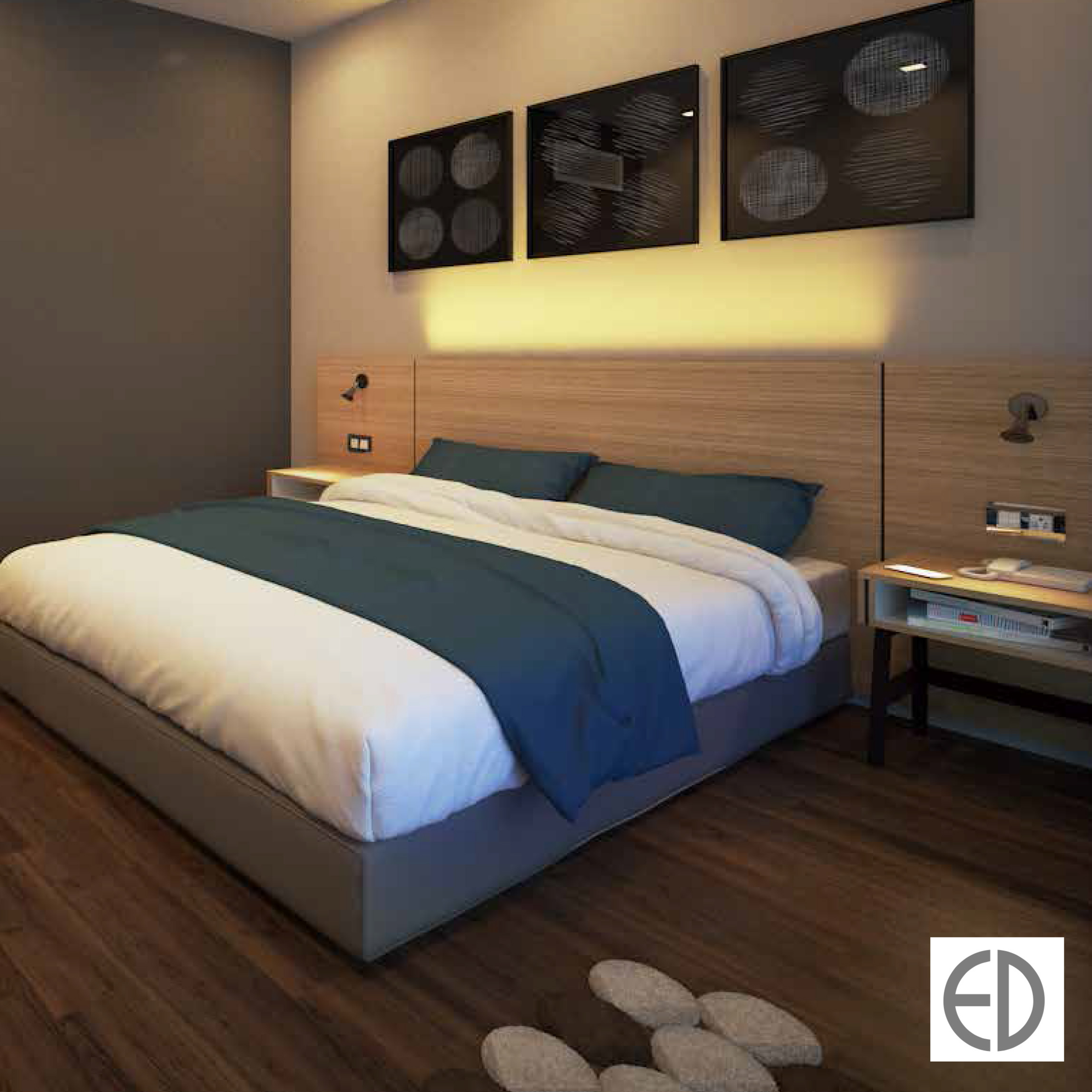Custom Made Boutique Hotel Contract Furniture Manufacturers